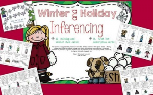 Winter & Holiday Inferencing - The Speech Bubble