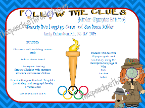 winter olympics follow clues cover