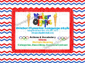 winter olympics language cover