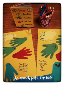 dr seuss fish posters
