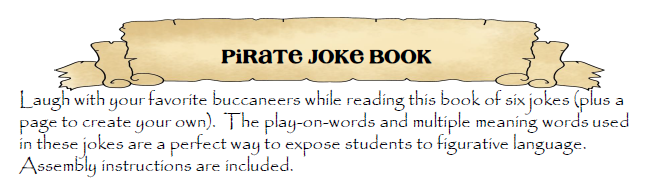 pirate joke directions