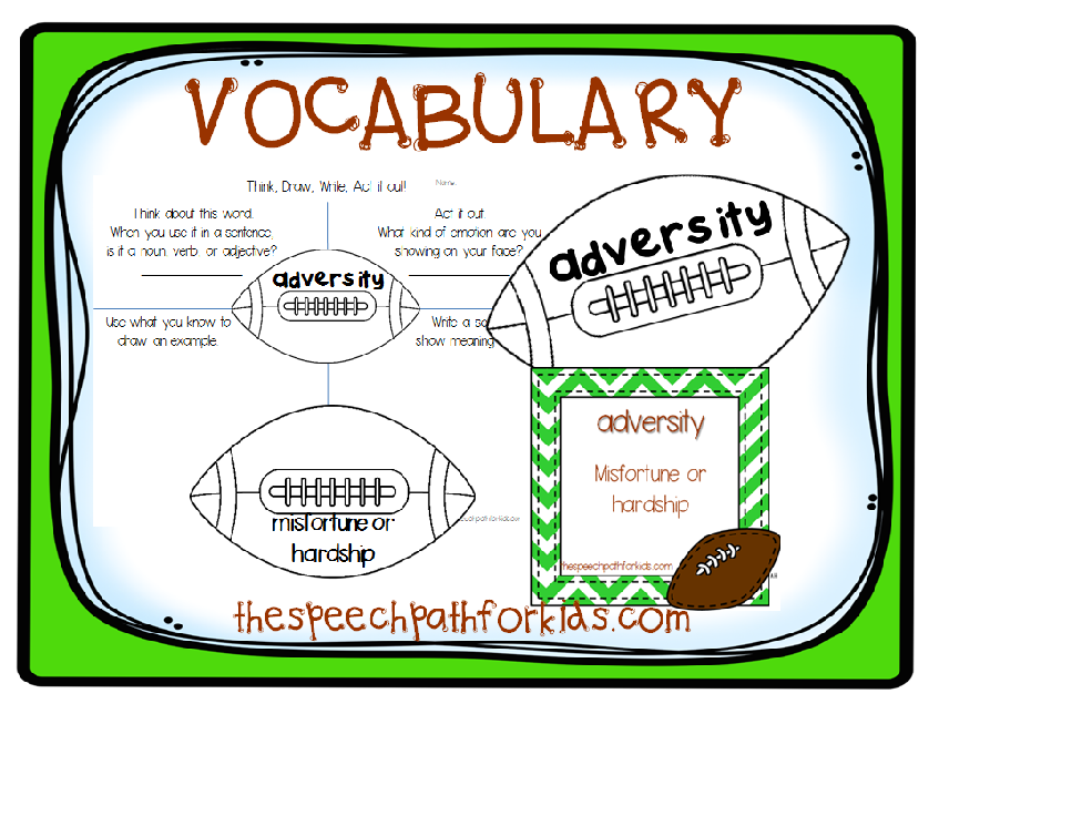 Go team vocabulary