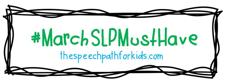 #SLPMustHaveMarch