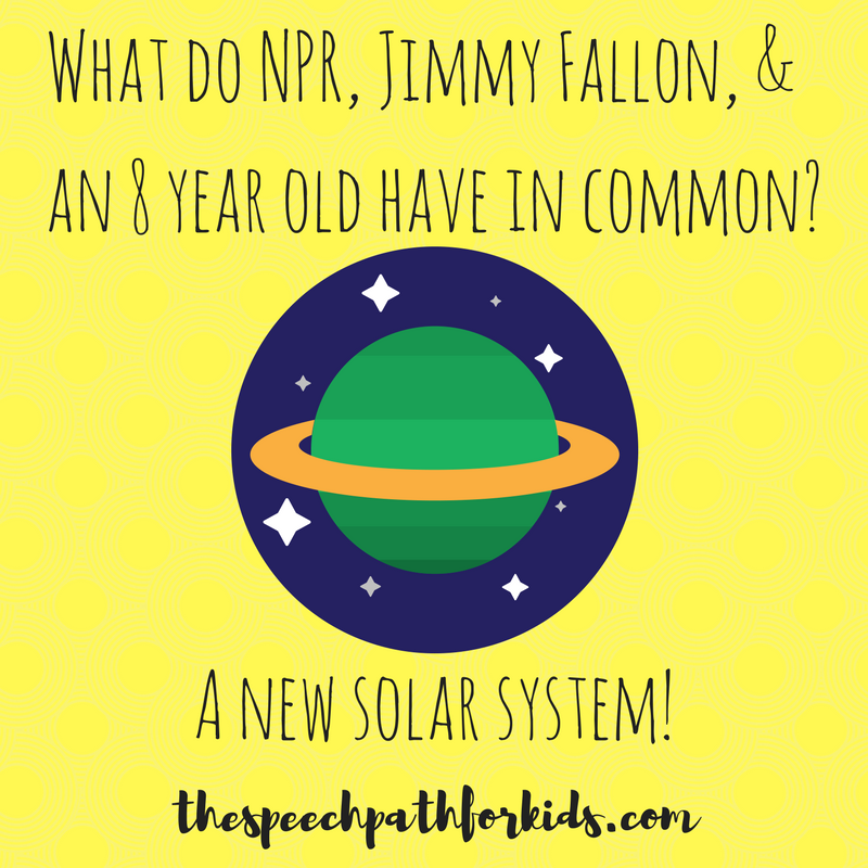 What do NPR, Jimmy Fallon, and an 8 year old have in common-